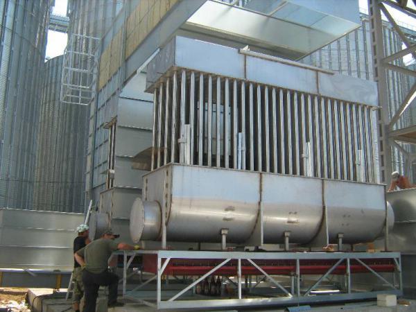 Элеватор теплообменник резиновые валы для транспортера