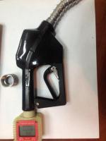 Пистолет заправочный со счетчиком