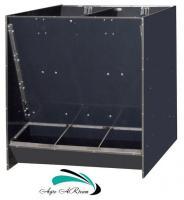 Кормовой автомат АР3Т/2 для свиней от 30 кг (двухсторонний, на 60 голов)