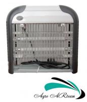 Ультрафиолетовая лампа от насекомых, 40 м.кв. (мухи, комары, мошки, моль и т.д.)