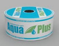 Лента  капельного орошения, полива  Aqua Рlus 8mil 10см 1000л/ч - 500м. (бухта)