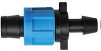 Фитинг стартер ПЭ 12 мм ChinaDrip без резинки капельная фурнитура, фитинг стартовый, капельное орошение
