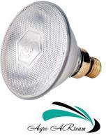 Лампа для обогрева инфракрасная 175 Вт белая ( Польша)