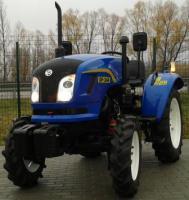 Мини-трактор DongFeng-244D (Донг Фенг-244Д) c усилителем руля
