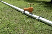 Быстроразборной (Быстросборный) трубопровод для систем полива