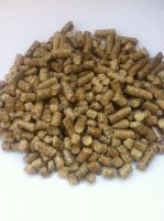 Древесные пеллеты, топливные гранулы из сосны 6 мм и 8 мм