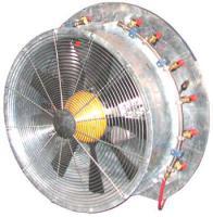 Вентиляторная приставка стандартного типа на опрыскиватели