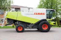 Комбайн зерноуборочный Claas Lexion 570+