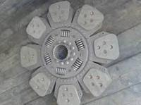 Диск сцепления DEUTZ (Дойц) трактора ХТЗ-17021, ХТЗ-16131-03, ХТЗ-121 (лепестковый)
