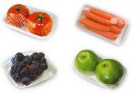 Прозрачная упаковка для фруктов