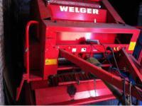 Пресс-подборщик рулонный Welger RP15 S б/у