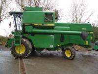 Комбайн зерноуборочный John Deere 1188 H4 SII б/у