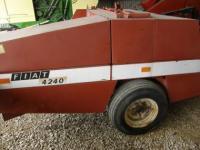 Пресс-подборщик тюковый Fiat 4240 б/у