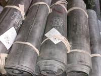Техпластина, резина МБС 2 мм, резина в рулонах, маслостойкая резина,  ГОСТ 7338-90
