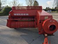 Пресс-подборщик Welger AP530