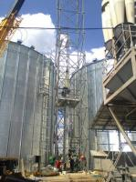 Монтаж зерноперерабатывающего оборудования