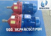 Мотор-редуктор 3МП-31,5-2,2-0,18