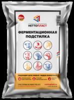 Несменяемая подстилка Нетто Пласт для животных, 380 гр