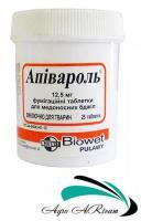 Апивароль против варроатоза пчел, 25 табл. (Biowet Pulawy), Польша