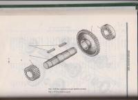 Вал ДЗ95Б.04.044 автогрейдер ДЗ-98 ЧСДМ