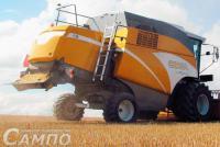 Комбайн зерноуборочный Sampo Rosenlew Comia C6