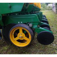 Модернизация копирующего колеса сеялок