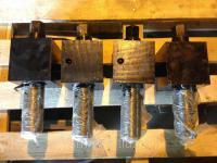 Механизм натяжения 720.114-12.00.0.004/003 кран гусеничный РДК-250, TAKRAF