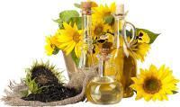 Олія соняшникова нерафінована