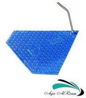 Электрический коврик (термоплита) для обогрева молодняка животных, 68х66х68 см