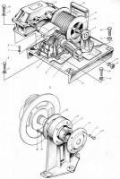 Кронштейн КС-3575А.26.002 автокран КС-3575, КС-4574, КТА-18, КТА-32