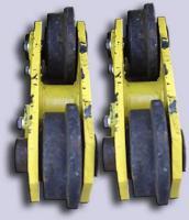 Каретка передняя КС-3577.63.150 автокран КС-3577, КС-35715, КС-45715, КС-5576