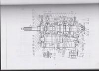 Коробка переключения передач 102.001.627 шасси PS-253, DS-0253T Fablok