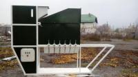 Сепаратор для очистки кукурузы