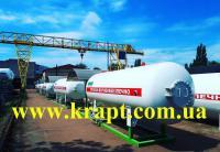 Газовая заправка, модуль LPG