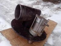 Клапан КО-815М.01.02.000-01 коммунальная техника КО-713, КО-529, КО-427, КО-449 Коммаш