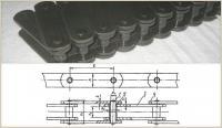 Цепи тяговые  пластинчатые  М-112-2-100-1. гост-588-81