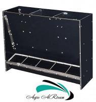 Кормовой автомат АР7W/2 для свиней до 45 кг (двухсторонний, на 140 голов)