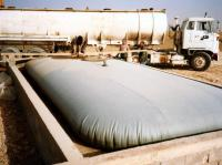 Гибкие резервуары для ГСМ, объемом 10м3