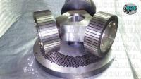 Изготовление матриц, роликов, консоли к грануляторам