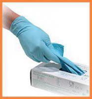 Нитриловые перчатки для дояра