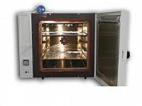 Сушильный шкаф СНОЛ 75/700 (вентил/нерж.сталь/микропроцессорный) для сушки сварочных электродов