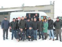 В Новый год – с новыми знаниями: «Волынская фондовая компания» провела масштабные учения