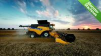 Услуги по уборке урожая ранней и поздней зерновой группы