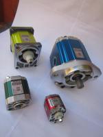 Гидромотор на сеялку John Deere
