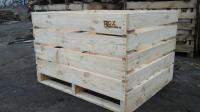 Контейнер деревянный 1200х1000х800 мм