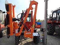 Оборудование для обрезки лесополос и насаждений вдоль дорог