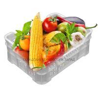 Овощные ящики, пластмассовые ящики для фруктов, зелени, ягод