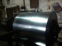 Роспуск (порезка) рулонной стали на штрипс (полосу)