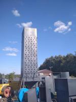 Зерносушилка шахтная ЗСШ-8