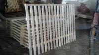 Штакетник деревянный, забор